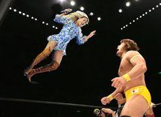 Beyonce Meme Features Singer as a Wrestler, Puppet & More!