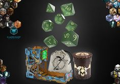 Help me win this pack of rewards from @unusualdice!