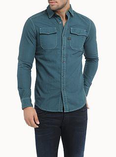 Magasinez des Chemises Sport et Décontractées pour Homme | Simons