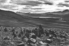 STONES IN ICELAND | Richard Long
