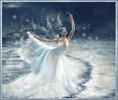 """Winterdance"" by Linda Bergkvist | Linda Bergkvist [Swedish … | Flickr"