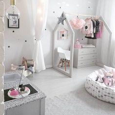Awesome Kids Room and Kids Bedroom Ideas - Fldefensivedrivingschool Baby Bedroom, Nursery Room, Girls Bedroom, Bedroom Decor, Bedroom Ideas, Childrens Bedroom, Bedroom Curtains, Nursery Themes, Bedroom Wall