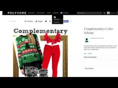 Video Tutorial: Using Polyvore to Integrate Technology in Family and Consumer Sciences Classes