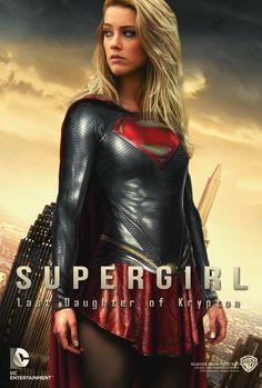 Supergirl – Last Daughter of Krypton by Shervell on DeviantArt - Geek World Dc Comics Superheroes, Comics Girls, Marvel Dc Comics, Melissa Supergirl, Super Heroine, Supergirl Superman, Female Superhero, Dc Heroes, Cosplay Girls