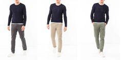 I pantaloni di origine militare diventati trend nel guardaroba maschile http://magazine.ovs.it/style/style-notes/trend-pantaloni-chino/