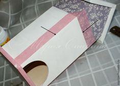 Стыковка салфеток в декупажных работах и наклеивание салфетки в неудобных местах на примере декора чайного домика - Ярмарка Мастеров - ручная работа, handmade