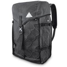Pacsafe Rucksack Z-28, Charcoal im Vamadu.de Backpacking Shop