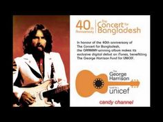 Concert For Bangladesh - George Harrison  (Full Album)  -  First part Ravi Shankar; Second Part Harrison and other performers.