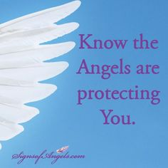 Have courage and strength. Your Angels have your back.