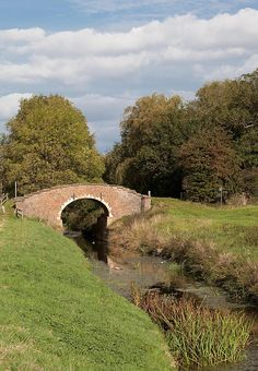 The old bridge across the Foss, Strensall.