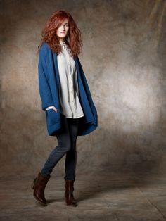 HAWICK CASHMERE of Scotland Vernasca Coat