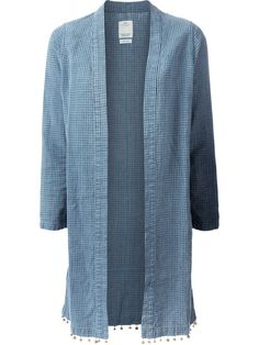 Visvim 'Sanjuro' coat