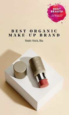 We're thrilled to have our Multi-Stick win the award for Best Organic Make-Up Brand from Best Beauty By Stylist