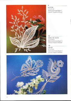 Dekorative Klöppelbilder - serena stella - Picasa Albums Web