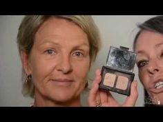 How to: Hooded Eyes Makeup - Women over 40 & 50 - YouTube