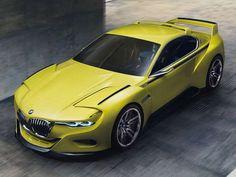 Conceito BMW CSL Hommage pode balizar visual do novo esportivo - Fornecido por Motorpress