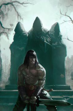 #Conan! by Memed.deviantart.com on @deviantART