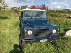The Geologe another blue for sale hardly any rust POA Defender For Sale, Defenders, Rust, Vehicles, Car, Blue, Automobile, Autos, Cars