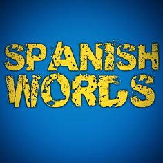 Spanish Words Pinterest board by Speaking Latino includes example of how the vocabulary varies among countries. #LearnSpanish Translate English To Spanish, Spanish Help, Spanish Words, Spanish Teacher, Spanish Classroom, Teaching Spanish, Classroom Ideas, Spanish Vocabulary, Vocabulary Games