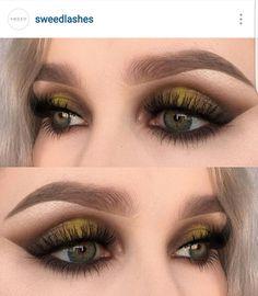 Gorgeous Makeup: Tips and Tricks With Eye Makeup and Eyeshadow – Makeup Design Ideas Beautiful Eye Makeup, Pretty Makeup, Love Makeup, Makeup Inspo, Makeup Inspiration, Makeup Goals, Makeup Tips, Beauty Makeup, Eyeshadow Looks