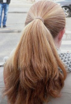 very thick ponytail Super Long Hair, Big Hair, Permed Hairstyles, Cool Hairstyles, Long Indian Hair, Long Hair Ponytail, Red Hair Woman, Hair Icon, Long Blond