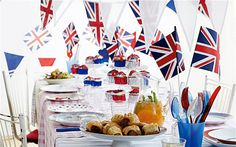 diamond jubilee recipes