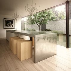 Les Heures Claires    Done with 3DSMax and Vray. Architecture by Bruno Erpicum