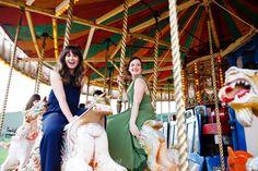 Wedding carousel. Wedding fair ground rides. Preston Court Wedding - Abi & Dave - Tony Hart Photo. Wedding Photographer Hampshire | Tony Hart Photo Blog © TonyHartPhoto