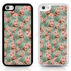Kylie-Jenner-Emoji-Design-Case-for-iPhone-Samsung-Sony-Kylie-Mint-Hair