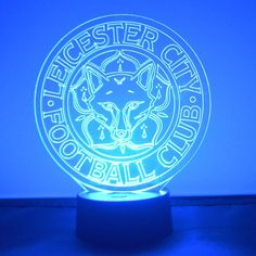 Check out something new in our Store: Football Club Bad... Go check it out here! http://suave-petal.myshopify.com/products/football-club-badge-crest-handmade-led-acrylic-light-leicester-city-fc?utm_campaign=social_autopilot&utm_source=pin&utm_medium=pin