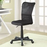 Found it at Wayfair - Comfort Low Back Mesh Task Chair