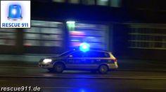 2x FuStW Polizei + RTW BF Gelsenkirchen FW 1