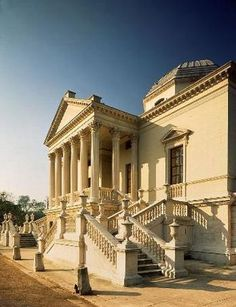 London, W4. Chiswick House is recognised as one of the most glorious examples of 18th century Palladian architecture.