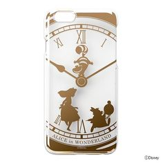iPhone 6 (NOT 6 Plus) Clear Case - Disney - Alice in Wonderland Disney http://www.amazon.com/dp/B00N0G1P1E/ref=cm_sw_r_pi_dp_KQoGub0T2P8F3