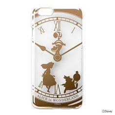 iPhone 6 (NOT 6 Plus) Clear Case - Disney - Alice in Wonderland Disney http://www.amazon.com/dp/B00N0G1P1E/ref=cm_sw_r_pi_dp_KQoGub0T2P8F3