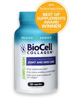 The patented collagen supplement proven to work in human studies. #BioCellCollagen