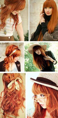 Cognacfarbene Haarfarben des Frühling - Farbtyps! Kerstin Tomancok Farb-, Typ-, Stil & Imageberatung