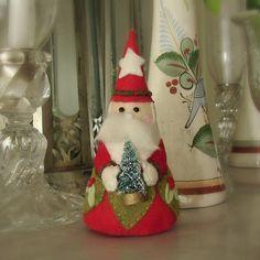 Christmas santa holding tree | Flickr – Compartilhamento de fotos!