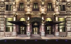 The Most Requested Suite at Milan's Excelsior Gallia Hotel Photos | Architectural Digest