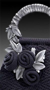 Saturday Night: Purse Knitting Pattern