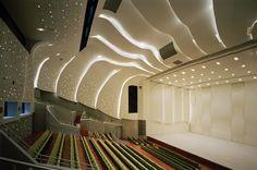 Auditorium, Cultural Center Konan, Niigata, Japan
