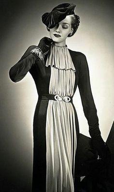 1930s  @vintageclothin.com