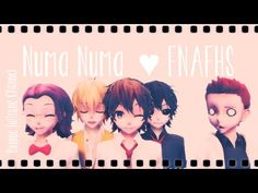 【MMD x FNAFHS】.:: Rather Be ::. - YouTube
