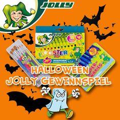 Jolly Halloween Gewinnspiel