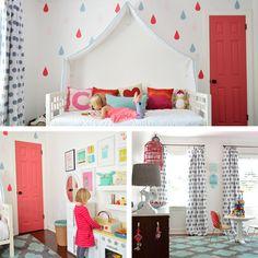 Twenty Favs of Twenty-Thirteen   Young House Love Cheery big girl room for isa