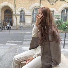 Look Fashion, Korean Fashion, Fashion Outfits, Fashion Styles, Fashion Clothes, Fashion Women, Fashion Ideas, Fashion Tips, Hair Inspo