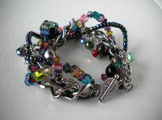 The Meta Jumble Charm Bracelet