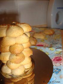 Biscoitos Caseiros de Canela e Baunilha