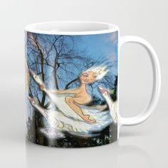 Flight Home Coffee Mug by crismanart Coffee Mugs, Tableware, Home, Art, Art Background, Dinnerware, Coffee Cups, Tablewares, Kunst