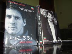 Buku ini ditulis oleh Luca Caioli, seorang jurnalis berkebangsaan Italia yang kini tinggal di Spanyol. Buku ini berisi biografi seorang pemain bintang asal Argentina yang bermain untuk klub FC Barcelona. www.bukukita.com
